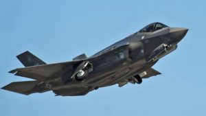 F-35 combat missions now have operational 'threat library' of mission data files